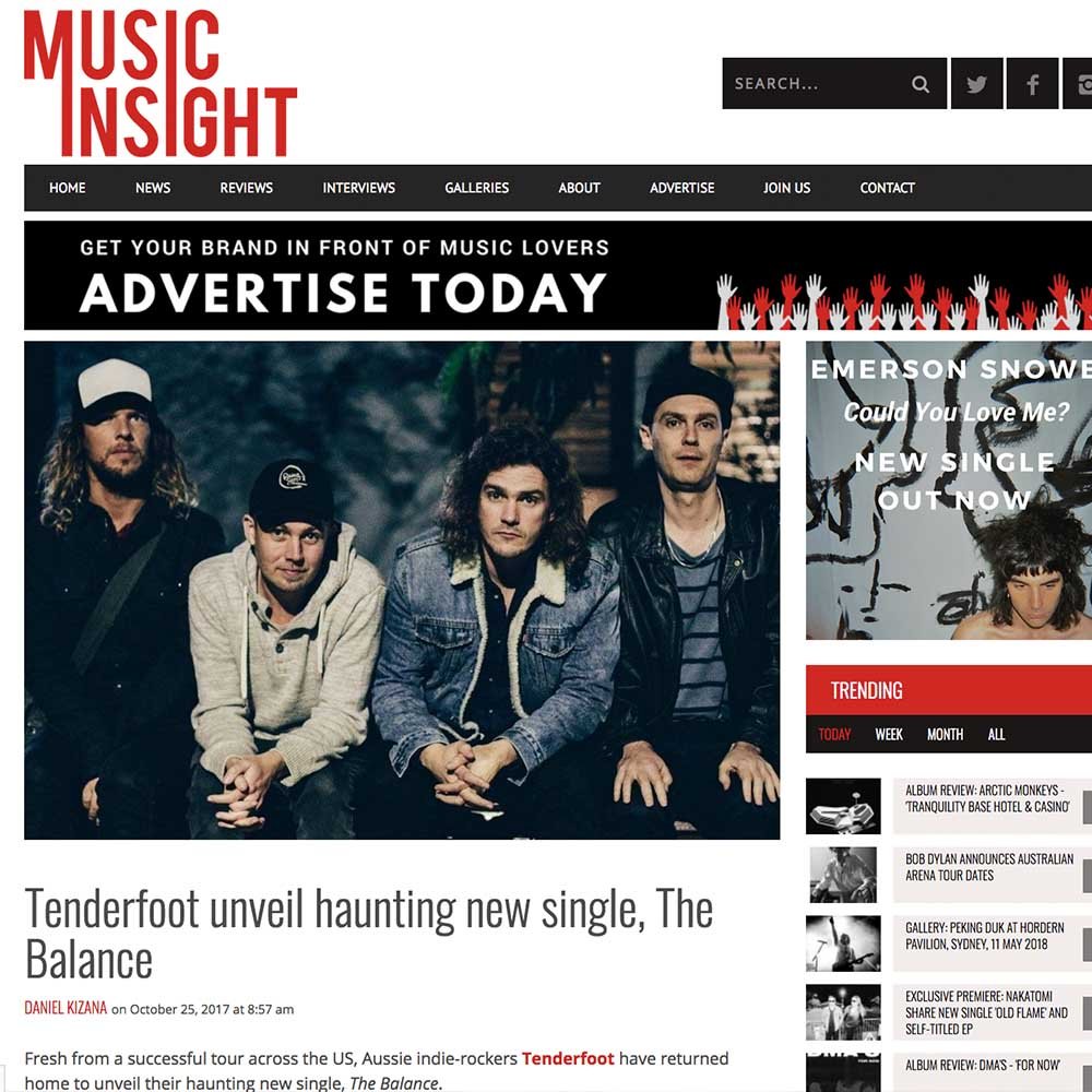 Music Insight - The Balance