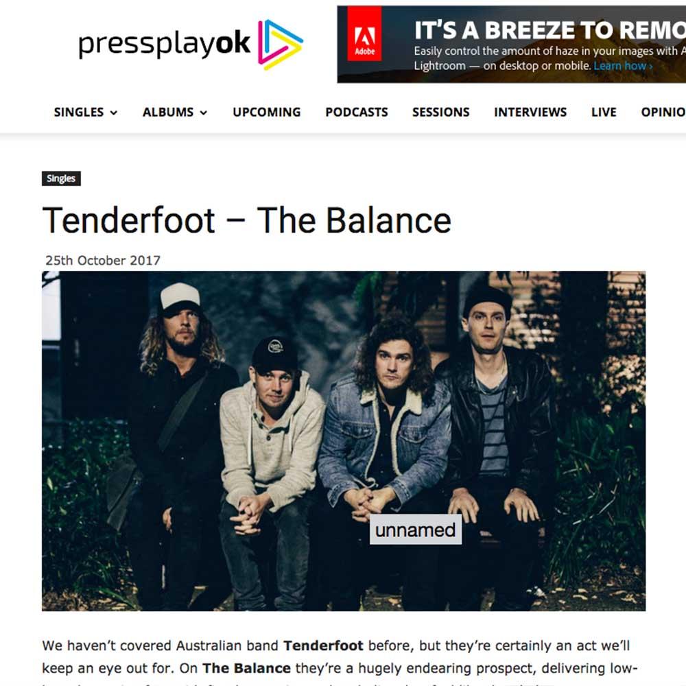 Press Play OK - The Balance